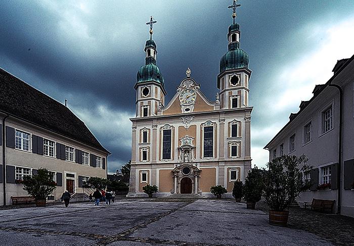 Dom zu  Arlesheim (Schweiz