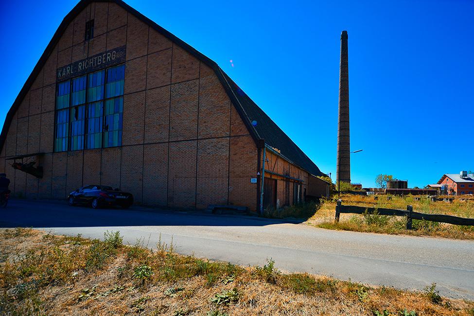 Firmengebäude der ehem. Firma Karl Richtberg