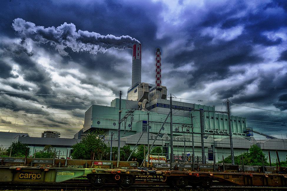 Müllverbrennungsanlage Basel