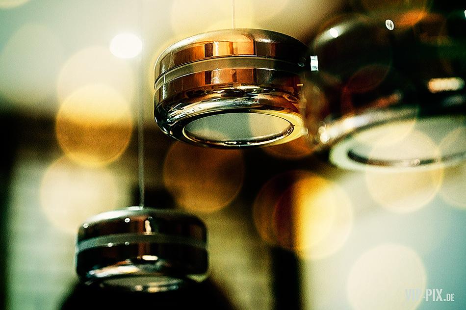Doppelbelichtung einer LED Deckenleuchte