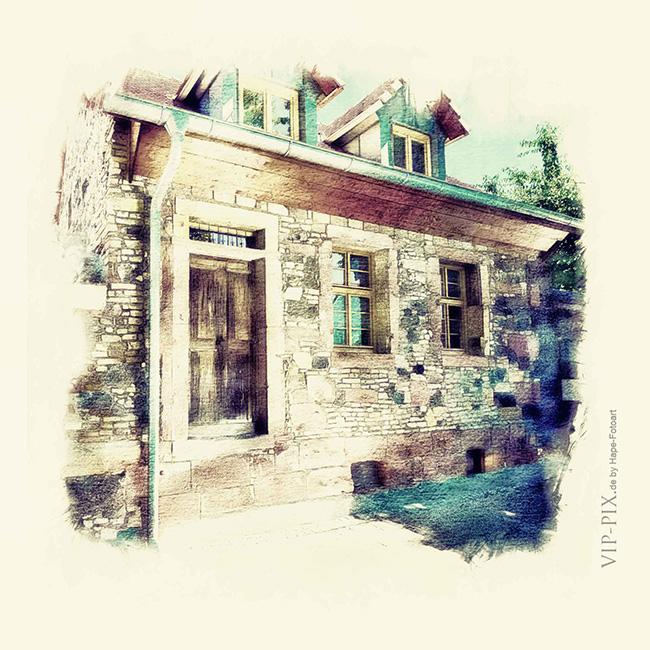 altes Haus in Breisach
