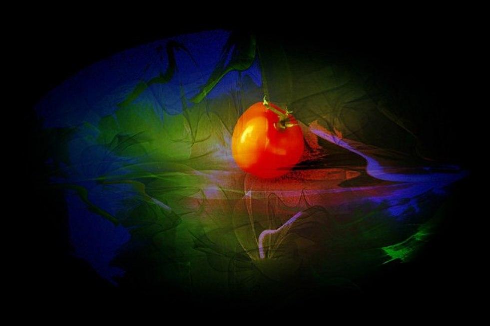 Eine Tomate im Phantasyalan  :)d