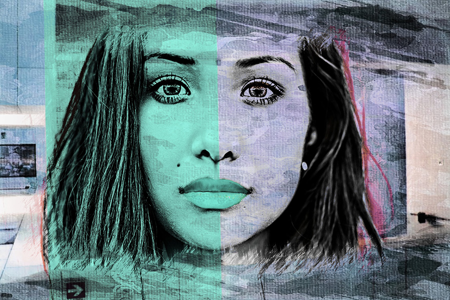 Model: Kimberly M.