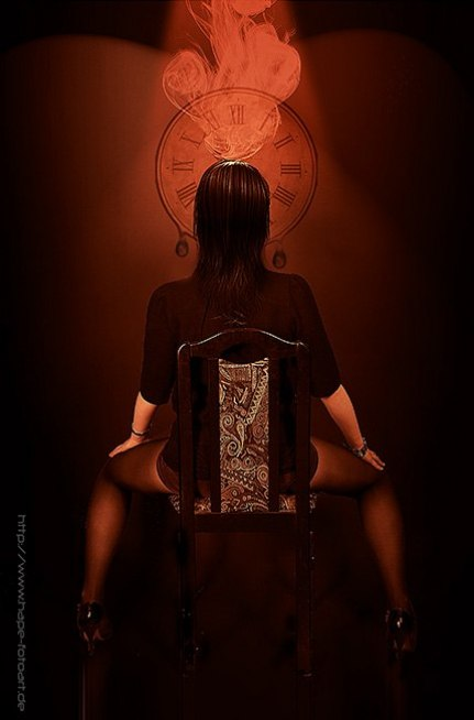 Die Zeit macht nur von dem Teufel halt,