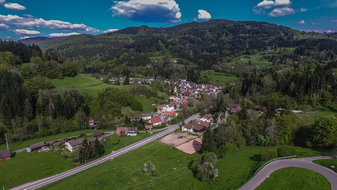 Tegernau i.kl.Wiesental Schwarzwald