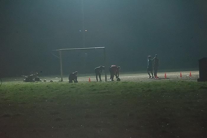 Fussball Training